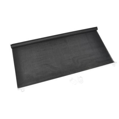SunTex Roller Shade Black 72 in. x 72 in.