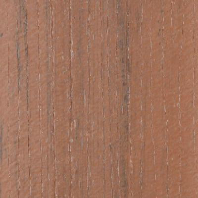 Earthwood Evolutions Tropical Collection 0.94 in. x 5.36 in. x 16 ft. Grooved Composite Decking Board in Pacific Walnut