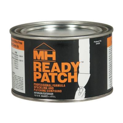 1/2-qt. Ready Patch Spackling and Patching Compound (Case of 12)