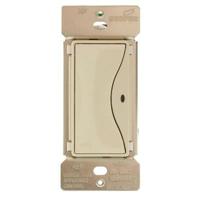ASPIRE RF Accessory Switch for RF9501 Wireless Light Switches - Desert Sand