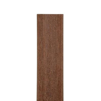 7/16 in. x 6 1/2 in. x 69 in. Jatoba Square Top Composite Fence Picket