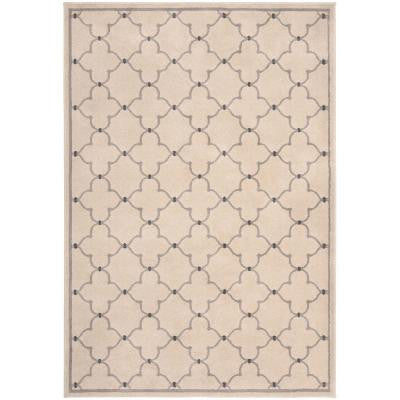 Thistle Ivory 9 ft. 10 in. x 12 ft. 9 in. Area Rug