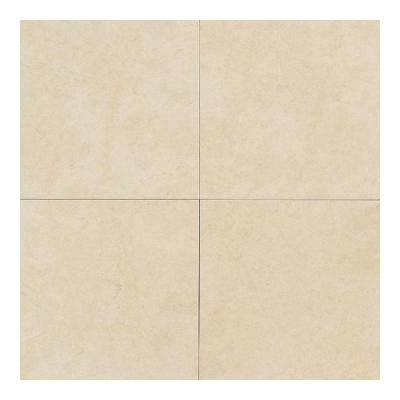 Monticito Alba 18 in. x 18 in. Porcelain Floor and Wall Tile (10.9 sq. ft. / case)