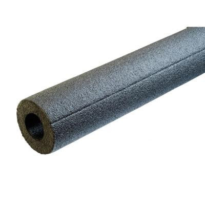 1-3/8 in. x 1/2 in. Semi Slit Polyethylene Foam Pipe Insulation - 150 Lineal Feet/Carton