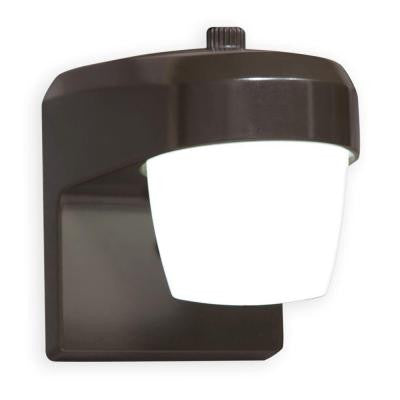 Outdoor Bronze LED Small Entry and Patio Light