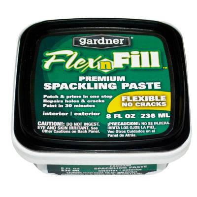 8 oz. Flex 'n Fill Premium Spackling Paste (16-Case)