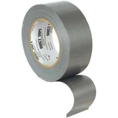 1-7/8 in. Wide Duct Tape, Indoor Silver General Purpose (60-Yds)