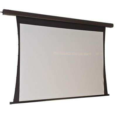 100 in. Manual 3D Tension Projection Screen