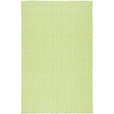 Thom Filicia Key Lime 6 ft. x 9 ft. Indoor/Outdoor Area Rug