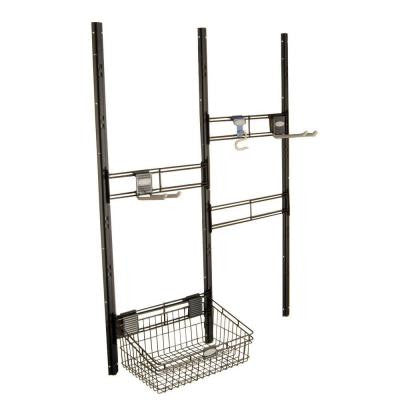 1 ft. 2 in. x 3 ft. 4 in. Metal Wall Bracket Storage Basket Kit for Alpine/Cascade/Sutton Series Sheds