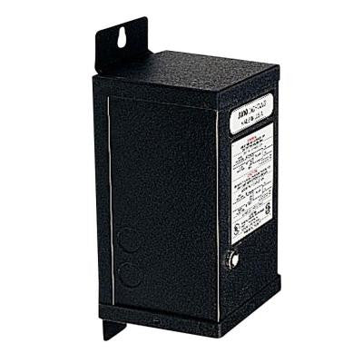Trac12 10-Watt 12-Volt AC Black Magnetic Transformer