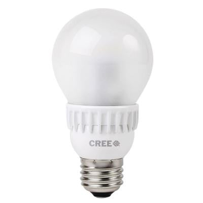 60W Equivalent Soft White (2700K) A19 Dimmable LED Light Bulb