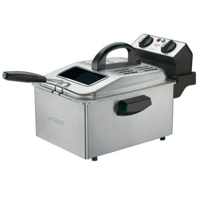 Professional Deep Fryer in Stainless