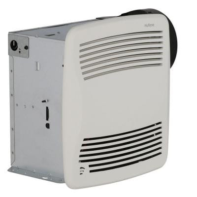 QTX Series Very Quiet 110 CFM Ceiling Humidity Sensing Exhaust Bath Fan, ENERGY STAR Qualified