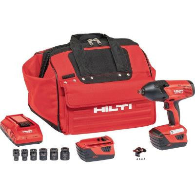 SIW 18-Volt Lithium-Ion 1/2 in. High Torque Cordless Impact Wrench