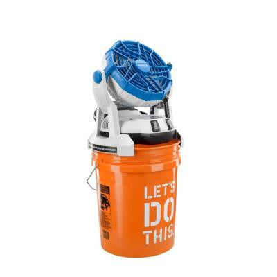 18-Volt Bucket Top Misting Fan (Tool Only) (First Generation)