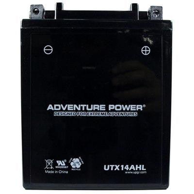 Sealed AGM 12-Volt 12 Ah Capacity D Terminal Battery