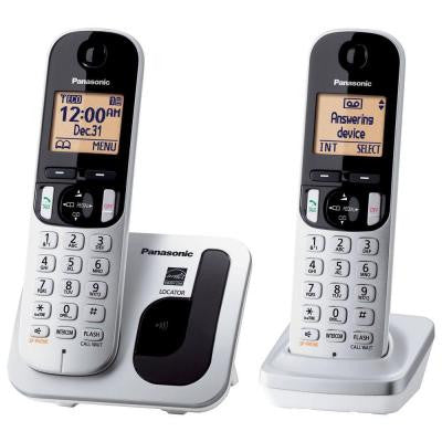 2-Handset Expandable Digital Cordless Phone