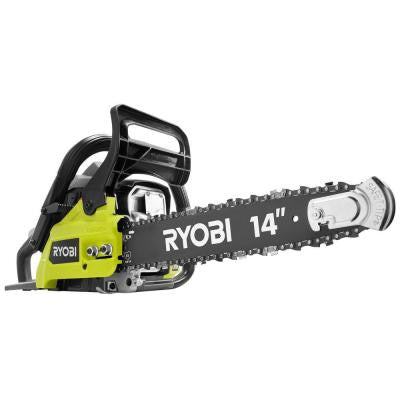 14 in. 37cc 2-Cycle Gas Chainsaw