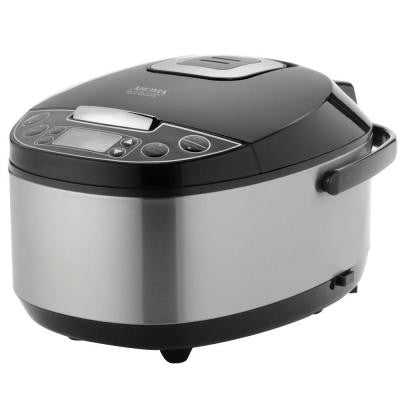 12-Cup Egg Shape Digital Rice Cooker