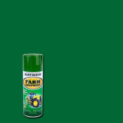 12 oz. John Deere Green Farm Equipment Spray Paint (Case of 6)