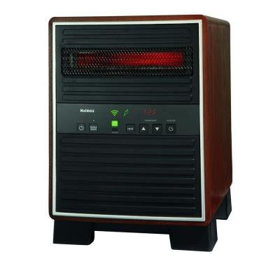 1500-Watt Extra Large Room Smart Portable Heater with WeMo