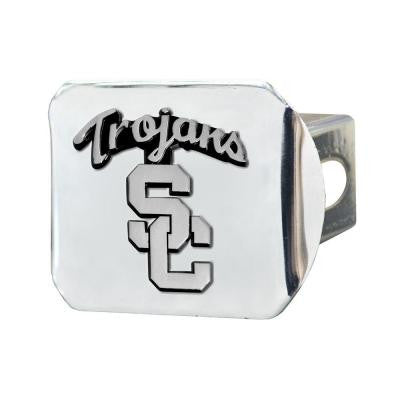 NCAA - University of Southern California Class III Hitch Cover