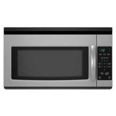 1.5 cu. ft. Over the Range Microwave in Stainless Steel