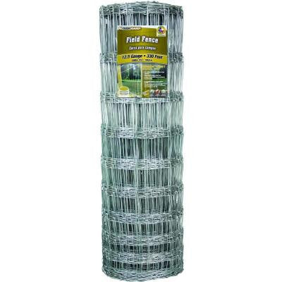47 in. x 330 ft. Field Fence with Galvanized Steel Class 1 Coating