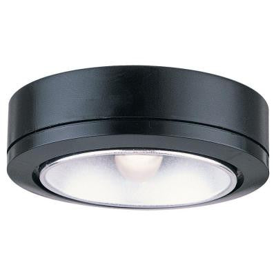 Ambiance Black Xenon 40° Task Disk Light