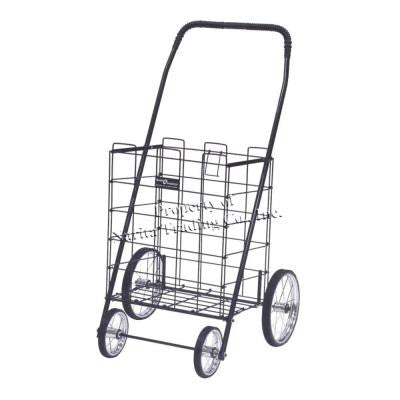 Mitey Shopping Cart in Black