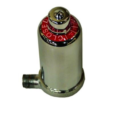 1/8 in. IPS Angled Adjustable Steam Radiator Valve