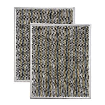Allure 1, 2, 3 Series 30 in. Range Hood Non-Ducted Charcoal Replacement Filter (2-Pack)