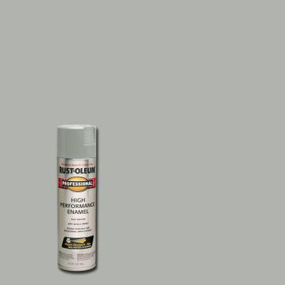 15 oz. Gloss Light-Machine-Gray Protective Enamel Spray Paint (Case of 6)