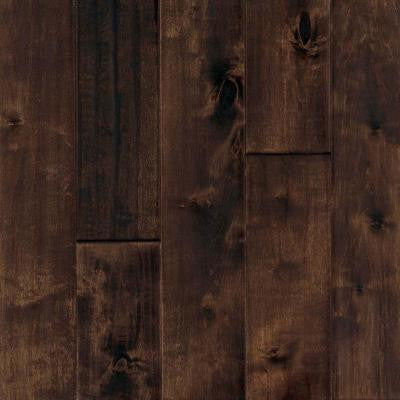 Longford Coventry Brown Birch 3/4 in. Thick x 5 in. Wide x Random Length Solid Hardwood Flooring