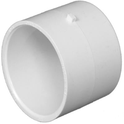 10 in. PVC DWV Hub Repair Coupling
