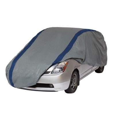 Weather Defender Hatchback Semi-Custom Car Cover Fits up to 15 ft. 2 in.