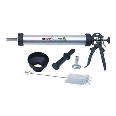 15 in. Aluminum Jerky Gun in Black