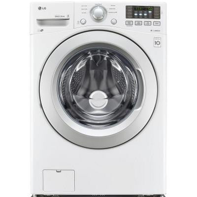 4.3 cu. ft. High-Efficiency Front Load Washer in White, ENERGY STAR