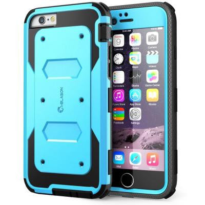 Armorbox Full Body Protective Case for Apple iPhone 6/6S Plus 5.5 Case - Blue