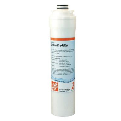 Pre Carbon Filter Replacement Cartridge for HD-RO 4000, Reverse Osmosis Drinking Water System