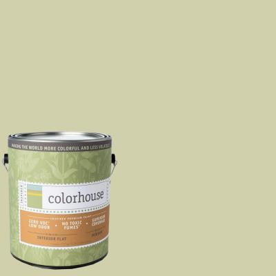 1-gal. Leaf .01 Flat Interior Paint