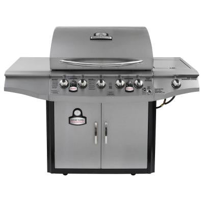 Smoke N 5-Burner Propane Gas Grill