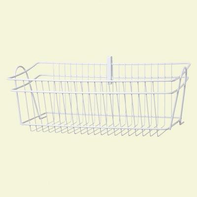 ShelfTrack 7 in. D x 8 in. H x 18 in. L Basket