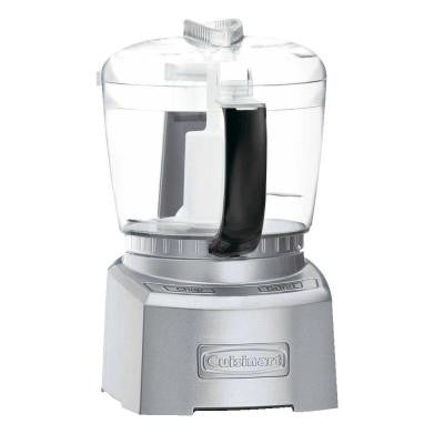 Elite Collection Die Cast 4-Cup Chopper/Grinder