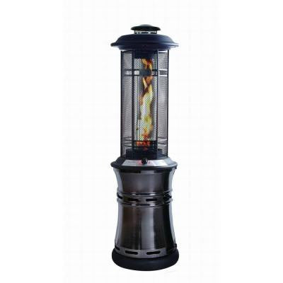 36,000 BTU Retractable Propane Gas Patio Heater