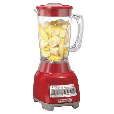 10-Speed Blender in Red