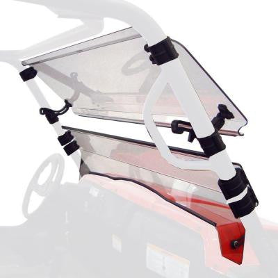 Teryx Full-Tilting Windshield-4 2012
