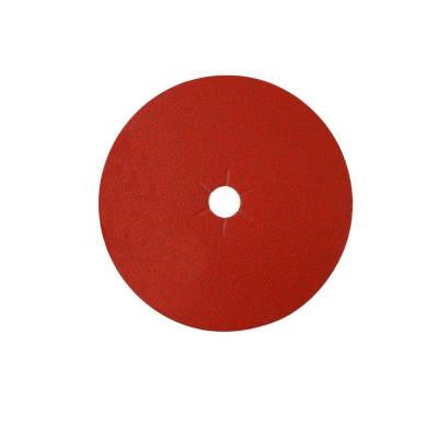 7 in. 80-Grit Edger Disc (10-Pack)