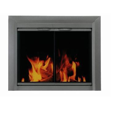 Craton Small Glass Fireplace Doors